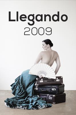 "Rachel Bowman ""Llegando"" Auftritt im PUC am10.10.2009"